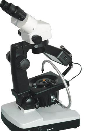 珠宝显微镜图片