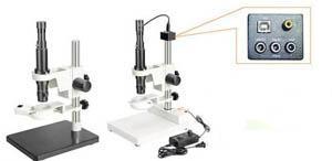 DY-4D系列电视视频显微镜