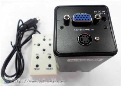 TYX-400VGA系列显微镜数字相机图片