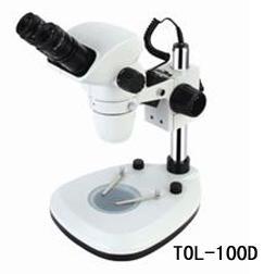 上下LED灯照明体视显微镜