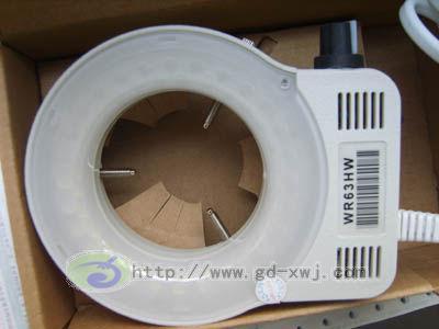 磨纱的显微镜LED灯