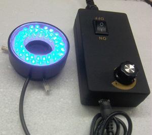 单筒显微镜光源蓝光