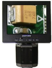 一体化显微镜摄像头的效果图