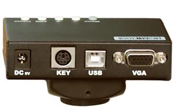 VGA&USB显微镜多功能高清一体化相机